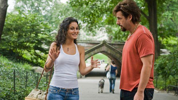 Leg dich nicht mit Zohan an © Tracy Bennett 2008 Columbia Pictures Industries...