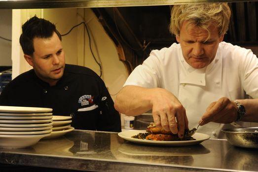 In Teufels Küche mit Gordon Ramsay - Oceana - ProSieben MAXX