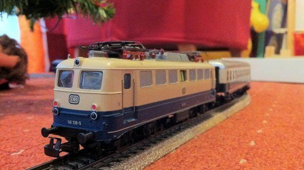 Modelleisenbahnen sind mittlerweile bei Sammlern beliebt.