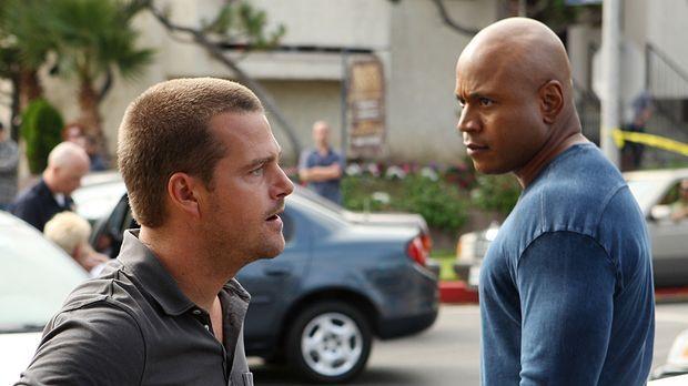 Special Agent Dan Williams vom NCIS wird von einem Killer-Kommando umgebracht...