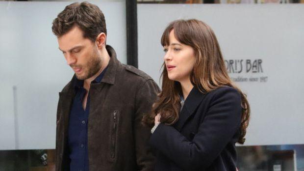 """""""Fifty Shades of Grey 2""""-Star Jamie Dornan: Nach Geburt keine Lust..."""