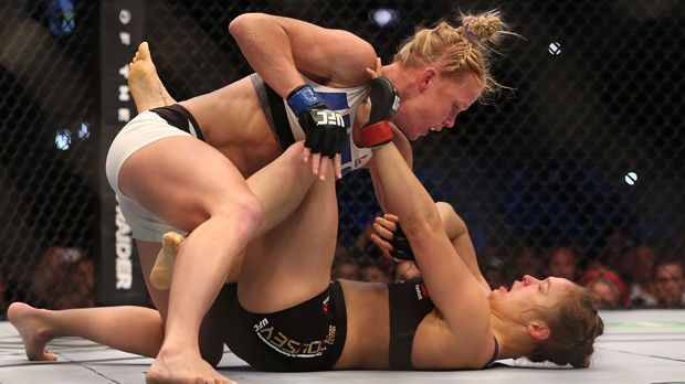 Holm Rousey