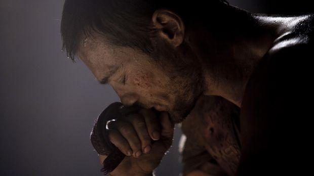 Spartacus (Andy Whitfield) will nur noch eines: Seine geliebte Frau aus der S...