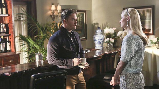 Gelingt es Zoe, die Probleme von George (Scott Porter, l.) und Lemon (Jaime K...