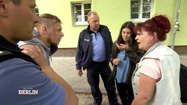Auf Streife - Berlin - Auf Streife - Berlin - Die Entführte Tochter