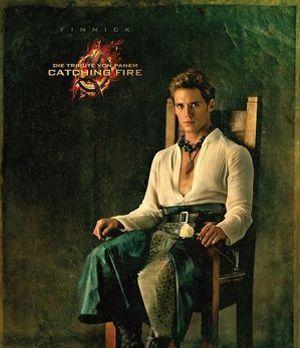 Catching Fire: Sam Claflin als Finnick Odair