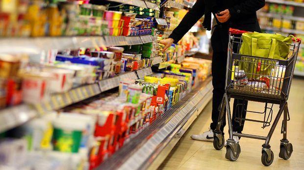 Lebensmittel-Einkauf_dpa