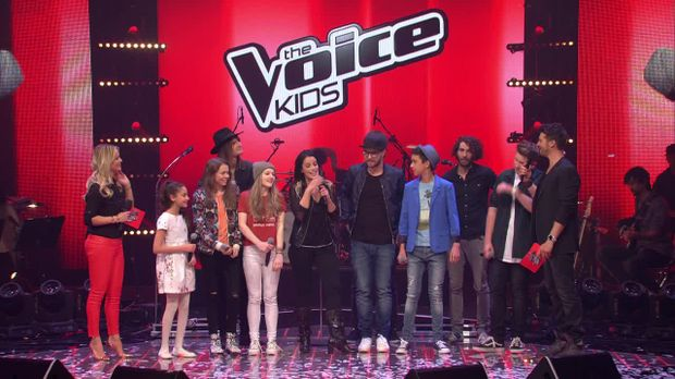 The Voice Kids - The Voice Kids - Halbfinale (4)