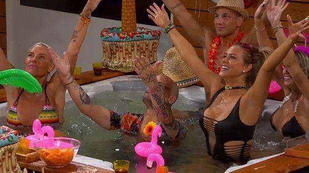 Promi Big Brother - Promi Big Brother - Tag 14: Explosive Parties, Heiße Orgien Und Ganz Viele Emotionen