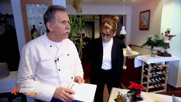 K1 Magazin - K1 Magazin - Was Hat Frank Rosin In Der Osteria Stefano & Eva Bewirkt?