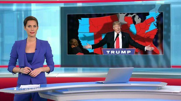 Newstime - Newstime - Newstime Vom 09. November 2016