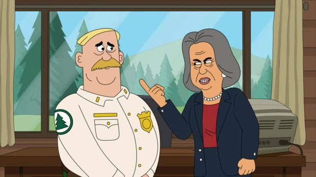 Brickleberry - Brickleberry - Staffel 3 Episode 6: Alte Wunden