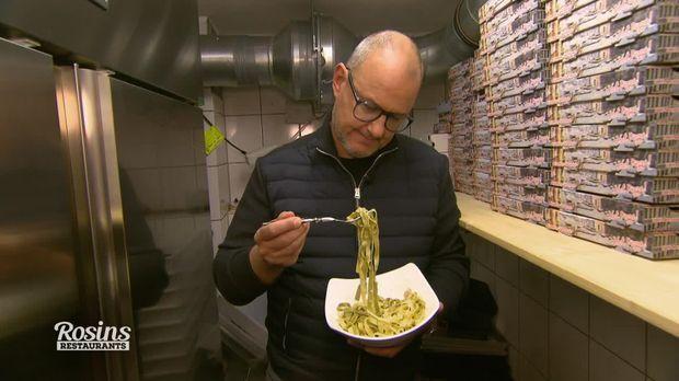 Rosins Restaurants - Rosins Restaurants - Glutenfrei, Laktosefrei, Geschmackfrei - Pastaschlacht Im Piccolino