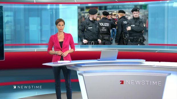 Newstime - Newstime - Newstime Vom 14.08.2016