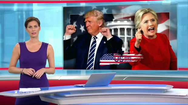 Newstime - Newstime - Newstime Vom 08. November 2016