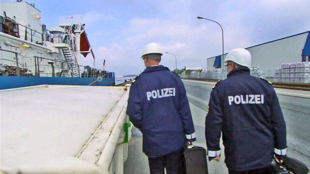 Achtung Kontrolle - Freitag: Die Wasserpolizei Geht An Bord