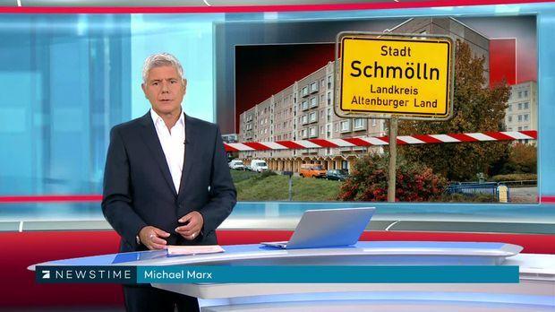 Newstime - Newstime - Newstime Vom 23. Oktober 2016