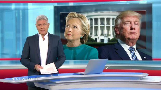 Newstime - Newstime - Newstime Vom 07. November 2016