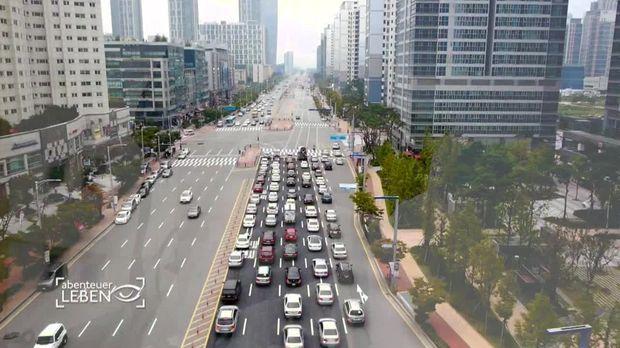 Abenteuer Leben - Songdo In Korea: Die Stadt Der Zukunft