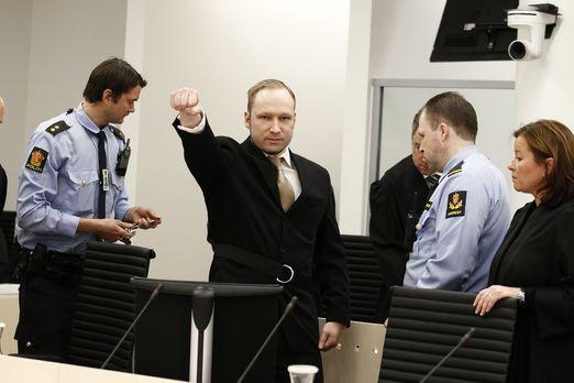 Amok - Der Fall ... - Anders Breivik - Sat.1 Gold