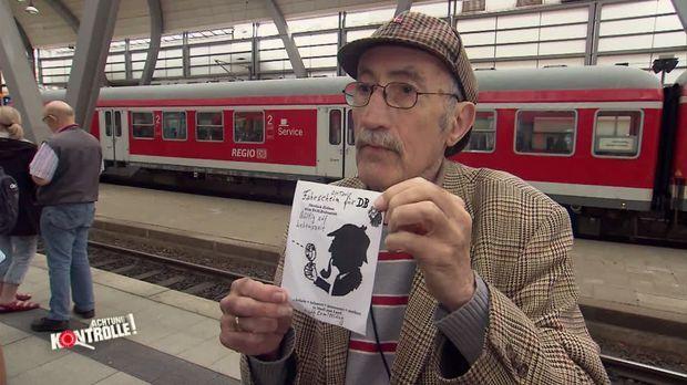 Achtung Kontrolle - Dienstag: Sherlock Holmes Fährt Schwarz