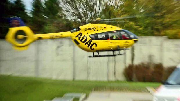 Achtung Notaufnahme! - Einsatz Für Den Notfall-heli