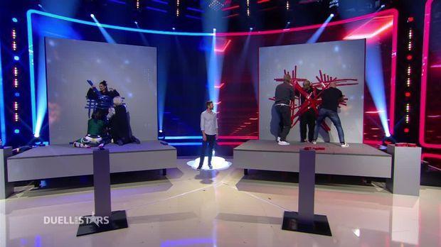 Duell Der Stars - Die Sat.1-promiarena - Duell Der Stars - Die Sat.1-promiarena - Das Duell Fußballer Vs. Boulevard