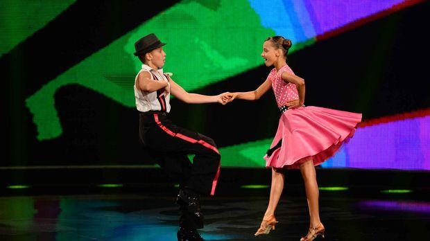 Got To Dance Kids - Got To Dance Kids - Halbfinale - Teil 1