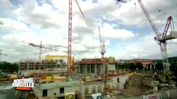 Achtung Baustelle - Hausbau Der Superlative