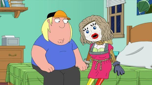 Family Guy - Family Guy - Staffel 14 Episode 12: Encyclopedia Griffin