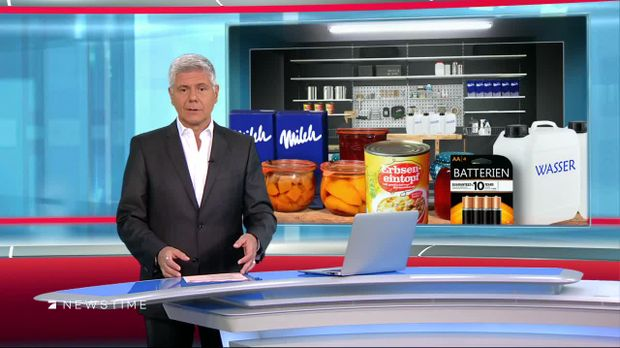 Newstime - Newstime - Newstime Vom 22. August 2016